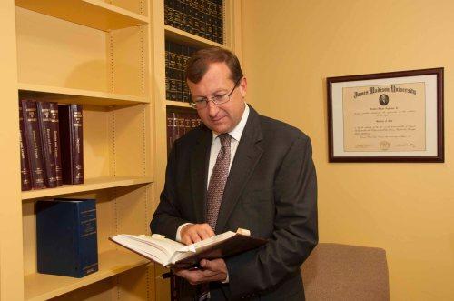 Judge Stephan Fogleman, Baltimore City Orphans Court
